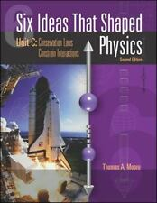 Six Ideas That Shaped Physics Unit C : Conservation Laws Constrain Interactions