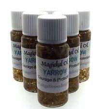 Milenrama Herbal Magia Unción 10ml Aceite Coraje & Protección