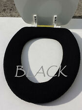 Bathroom Toilet Seat Warmer Cover Washable  Forest Green 24 listed colors Bath Covers eBay