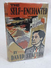 David Stacton  THE SELF-ENCHANTED  Faber & Faber  1956 1stEd HC/DJ