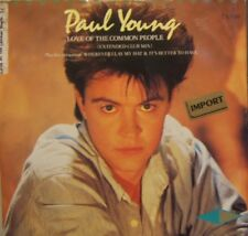 Paul Young Love Of The Common People Uk 12""