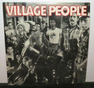 VILLAGE PEOPLE (VG+) NBLP-7064 LP VINYL RECORD