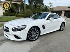 2018 Mercedes-Benz SL-Class SL 550 (RED INTERIOR) LOW MILES* LOADED! Wholesale Luxury Cars 2018 Mercedes-Benz SL-Class SL 550 8-Series F-Type 911