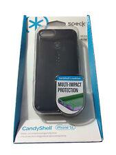 Speck SPK-A2134 Candyshell iPhone 5C Case Black/Slate Grey Buy1 Get1