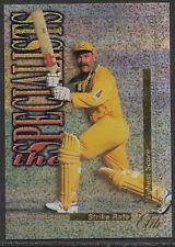 FUTERA 1995/96 CRICKET DAVID BOON (Australia) SPECIALISTS No TS5 Card No. 2381