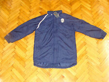 Juventus Torino Soccer Player Issue Italy Coat Nike Football Jacket RARE CODE 7