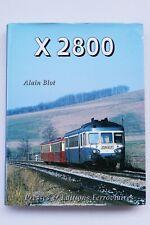 Livre X 2800 - Alain Blot - PEF