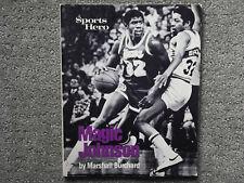 Sports Hero: Magic Johnson by Marshall Burchard (1981, Other) paperback book
