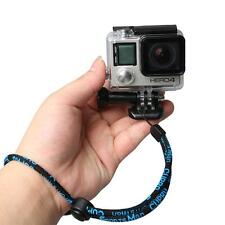 Nylon Adjustable Wrist Strap Hand Lanyard Rope for GoPro Hero 5/4/3+/2 CA