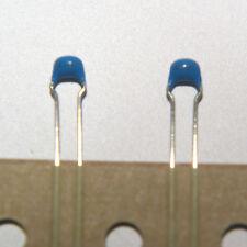 0.47uF (470nF) 50V Radial monolithic ceramic bypass capacitors 10pcs USA SELLER
