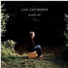 ALBUM JAZZ CD DIGIPACK NEUF SCELLÉ LISA CAT-BERRO / INSIDE AIR