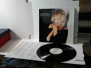 Agnetha Falskog i Stand alone A1B1 Matrix 12 Inch record