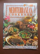 Cook Book MEDITERRANEAN Recipes Cookery Italy France Australian Womens Weekly