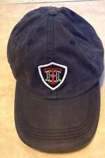 Tommy Hilfiger Baseball Cap Hat One Size Fits All Navy Blue