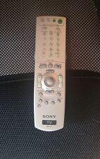 ORIGINAL SONY TV REMOTE RM-Y190 147793511 KV-32HS510 KV-36HS510 TESTED