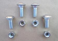 FANTASTIC LOOKING STAINLESS STEEL BUMPER BOLTS/NUTS! GM 1950's & 1960's! 2425XX