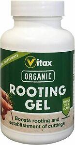 Vitax 5ORG150 Organic Rooting Gel 150ML