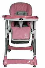 G4RCE Foldable 3 IN 1 Baby Toddler Infant Highchair Feeding Recliner Seat UK Del