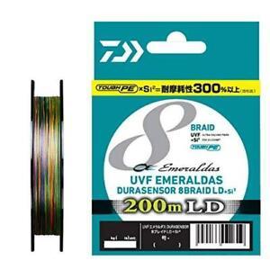 Daiwa UVF Emeraldas Dura Sensor X8LD Si2 0.6-200 PE Braid