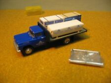 "Ho 1/87 Custom 60 Ford Georgia Pacific Lumber Truck & Load # 2 6 Pic ""Read"""