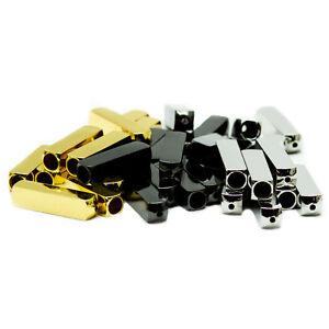 Metall Aglets für Ihre Schnürsenkel in Edelmetalloptik Lace Lab