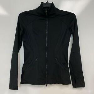 Adidas by Stella McCartney Womens Black Essential Jacket Size M $120 NwoT