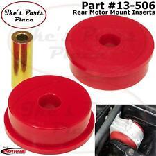 Prothane 13-506 Rear Motor Mount Bushing Insert 90-94 Eclipse/Laser/Talon-Poly