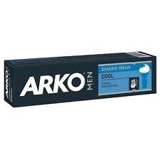 Arko Cool Menthol Shaving Cream, 100g,  U.S. Seller, New, Fast Shipping