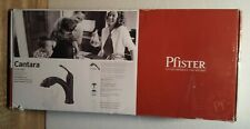 Pfister Cantara F-534-7CRY Pull-Out Kitchen Faucet