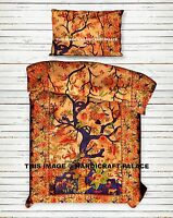 Indian Tree of Life Mandala Duvet Cover Quilt Cover Cotton Pillow Cover Bohemian
