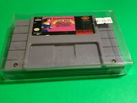 🔥💯WORKING SUPER NINTENDO SNES GAME - FILMATION SNOW WHITE IN HAPPY EVER AFTER