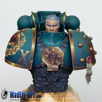 Captain of the Eye SHOWCASE9 painted bust MadFly-Art