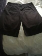 Mossimo Ladies Brown Shorts size 10