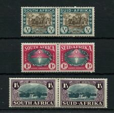 SOUTH AFRICA #B9-11 * hr Mint hinged Cat $52 British Commonwealth