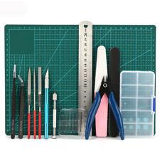 Kit de construcción Modelador herramientas para moler Craft Modelo Gundam Decoración haciendo