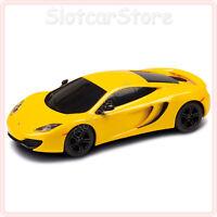 "Scalextric C3278 McLaren 12C ""Elite Volcano Yellow"" 1:32 Auto Slotcar DPR SR"