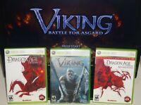 Viking Battle Asgard, Dragon Age Origins Awakening 360 Tested SAME DAY SHIPPING