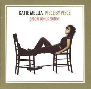 KATIE MELUA - PIECE BY PIECE - SPEC.ED. - CD+DVD NUOVO SIGILLATO OFFERTA