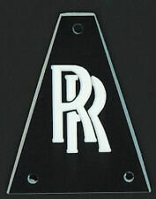 GUITAR TRUSS ROD COVER - Engraved Etched - Fits JACKSON - RANDY RHOADS RR