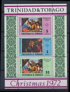 Trinidad and Tobago - 1972 - Sc 230a  - Christmas VF MNH