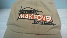 EXTREME MAKEOVER Home Edition New Baseball Hat Cap TV KraftMaid Cabinetry