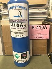 R410, R410a, R-410, R-410a, Refrigerant With Self-Sealing Leak Stop , 28 oz.