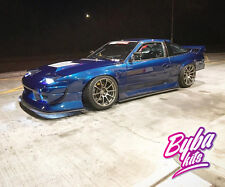 KOGUCHI front wings and rear overfenders fit to Nissan 200sx 180sx s13