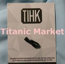 HK2- Tiny Inconspicuous Handcuff Key Concealed For Emergency. US Only. UPGRADED