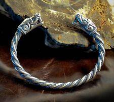 Silver VIKING BRACELET replica from Gotland Vikings Medieval Jewelry Jewellery
