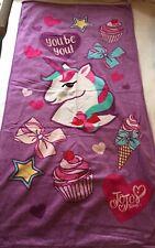 Jojo Siwa Bath/beach Towel. From USA. Good Condition.
