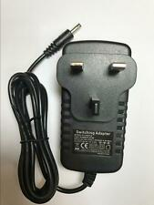 Replacement 9V 1.5A 1500mA AC-DC Adaptor for Snooper S7000 Truckmate Sat Nav
