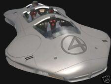 Fantasticar Fantastic 4 Flying Car  Wood Model FreeShip