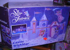 #7928 RARE NIB Vintage TONKA Star Fairies Castle Wishstar Playset (No Dolls)