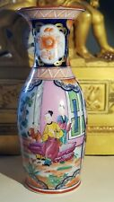 Bayeux, France, vase Langlois,signed 1830 porcelaine de Paris